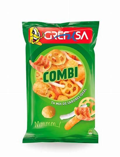 Grefusa Snacks Combi Nutricional Informacion Ver
