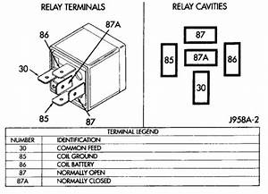 5 Terminal Relay Wiring Diagram Pictures To Pin On
