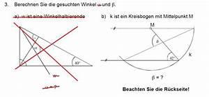 Geometrie Winkel Berechnen : dreieck geometrie beta gesucht winkel in kreisbogen berechnen mathelounge ~ Themetempest.com Abrechnung