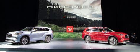 official  toyota highlander release date  design specs