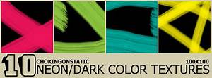 dark neon color textures by chokingonstatic on DeviantArt