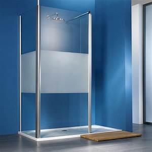 Dusche Walk In : hsk walk in dusche easy 1 1290900 schwenkbares ~ Michelbontemps.com Haus und Dekorationen