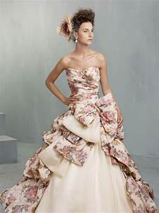 ian stuart wedding dresses 2013 supernova bridal With patterned wedding dress