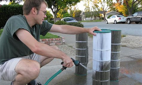 Simple Tips For Cleaning Your Pool Or Spa Cartridge Filter