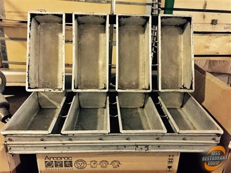 4 commercial bakery bread loaf pan 5