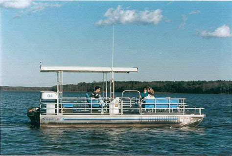 Pontoon Boat Rental Oahu by Lake Boat Rentals Julie Roland Pittsboro And
