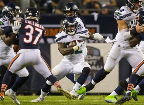 seahawks running game   lacking   evidence