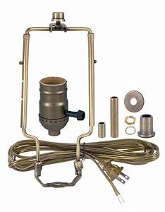 Table Lamp Wiring Kit With 3