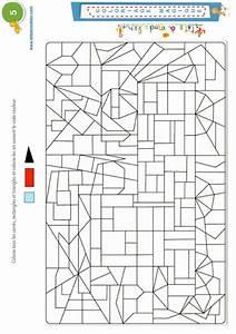 Angle Magique Outil De Construction : coloriage magique 5 triangles carr s et rectangles ~ Dailycaller-alerts.com Idées de Décoration