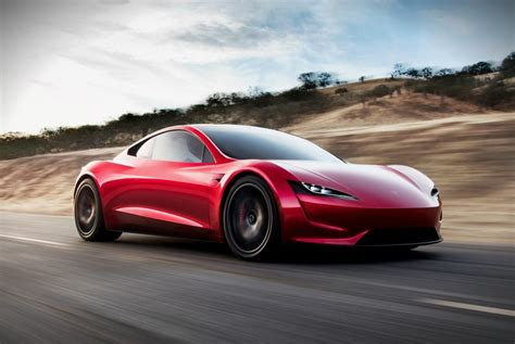 Tesla Roadster 2 Luxury