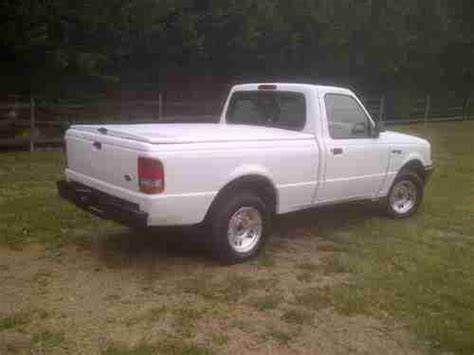 Sell Used 95 Ford Ranger Long Bed Regular Cab Pick Up In