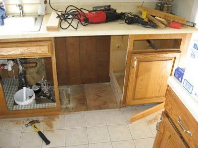 removing kitchen cabinets for dishwasher diy disaster avoidance cutting the cabinet space for the