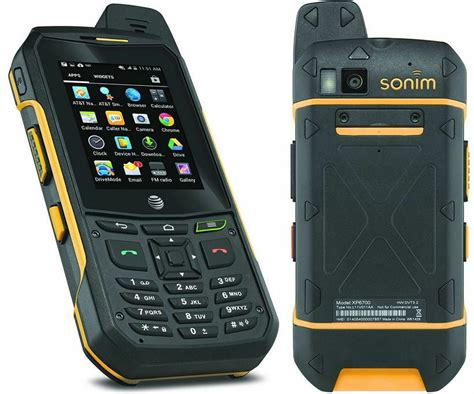 Sonim Xp6 At&t Unlocked Rugged Waterproof Military Android