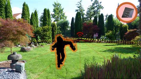 Roboguard Außenüberwachung Bewegungsmelder Für Garten