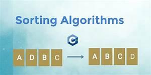 Implementation, Of, Various, Sorting, Algorithms, In, C, U2013, Mycplus