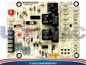 Honeywell Furnace Circuit Control Board St9120c 2002