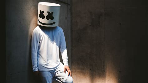 2048x1152 marshmello alone 2048x1152 resolution hd 4k