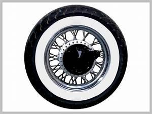 Pneu Cafe Racer : peinture pneus flancs blanc universelle moto bobber caf racer vintage custom highway hawk ~ Medecine-chirurgie-esthetiques.com Avis de Voitures
