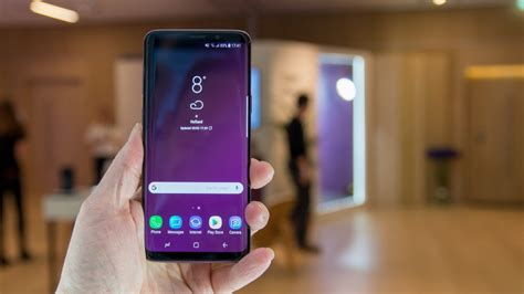 samsung galaxy s9 review nearly brilliant with a