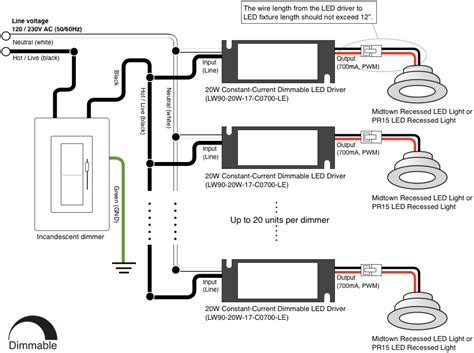 wiring diagram led light wiring diagram with switch basic