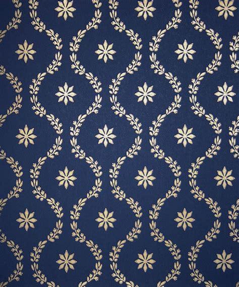 navy blue  gold wallpaper wallpapersafari