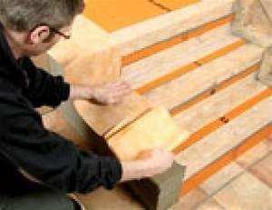 Carreler un escalier exterieur en une journee mise en oeuvre for Carreler un escalier exterieur