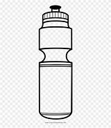 Bottle Water Coloring Drawing Clipart Pinclipart Pe Physical Education Clip sketch template