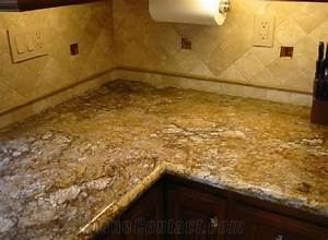 Golden Beach Granite Countertop From United States 46939