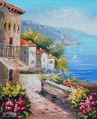 Landscape Art Painting