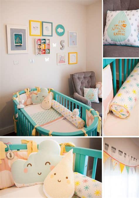 chambre bébé colorée chambre bébé mixte colorée child 39 s room style parfait and colors