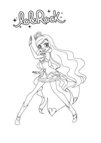 5 users liked this, sign in to like this. Lolirock Para Colorir Iris=>lola baby looney tunes para ...