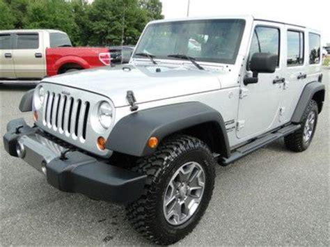 crashed jeep wrangler find used 2010 jeep wrangler 4 door 4wd rebuilt salvage