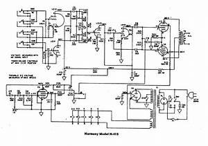 Harmony 415 Sch Service Manual Download  Schematics