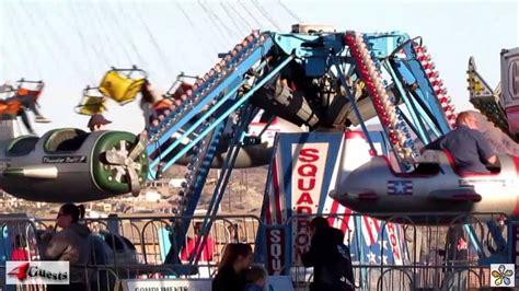 Amusement Carnival Rides Fair