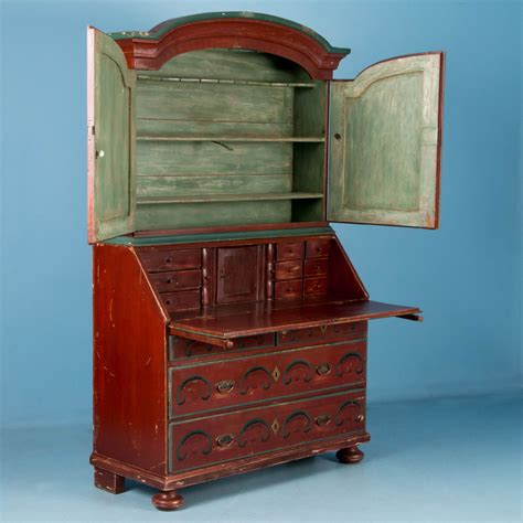bureau original antique 19th century bureau desk with