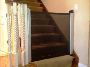 Baby Gates for Stairs with Banisters