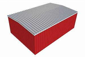 20x24 garage package plans general steel shop With 30x30 building kit