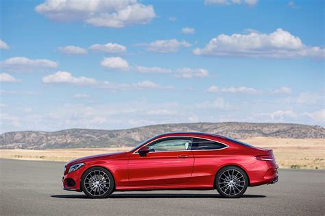 Available in sedan, coupe, and convertible body styles, the. MERCEDES BENZ C-Class Coupe (C205) specs & photos - 2016 ...