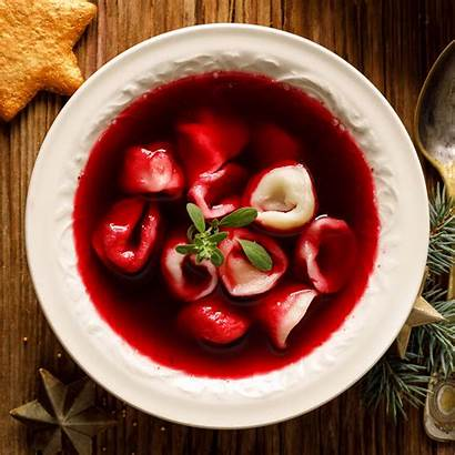 Borscht Polish Christmas Vegan Barszcz Czerwony Soups