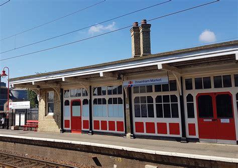 Platform One Café is Pulling into Downham Station - downhamweb