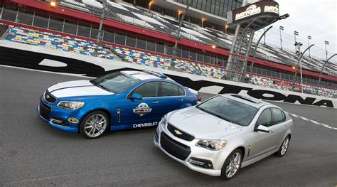 2014 Chevrolet Ss Live Photos And Video From Daytona Debut