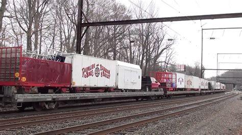 Ringling Brothers Barnum Bailey Circus Train