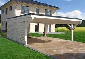 flachdach carport nach ma hier konfigurieren solarterrassen carportwerk gmbh