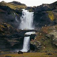 Beautiful Iceland Waterfalls