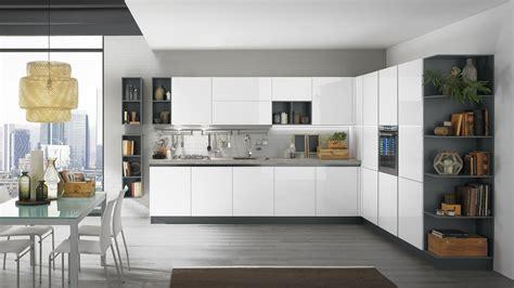 cucine a cucine moderne con gola korinna evo cucine