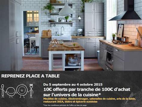 ikea offre cuisine ikea cuisine 10 offerts tous les 100 d achats