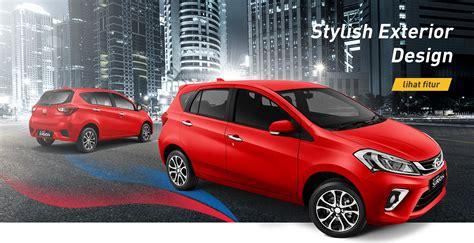 Daihatsu Sigra Backgrounds by Spesifikasi Dan Harga Daihatsu All New Sirion Madiun