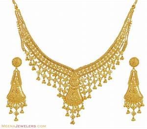 Indian Gold Necklace | Gold Jewellery | Pinterest | Indian ...
