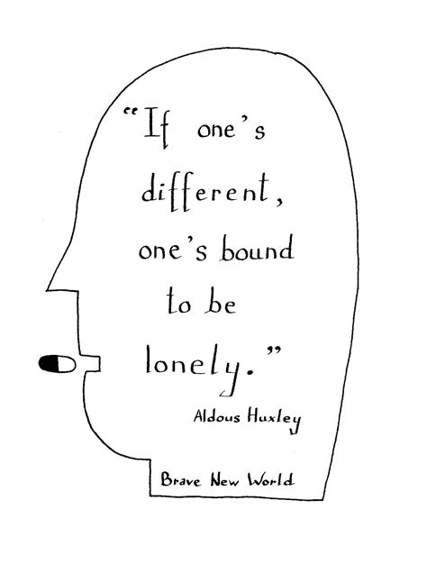 Creative Essay On Brave New World by Aldous Huxley Brave New World Books Quotes Quotes