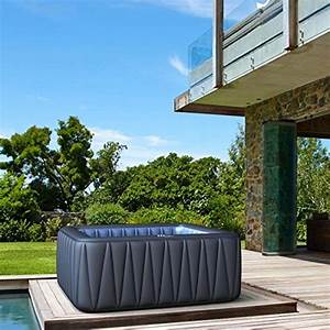Mini Whirlpool Balkon : miweba mspa elite baikal e ba04 whirlpool king ~ Watch28wear.com Haus und Dekorationen